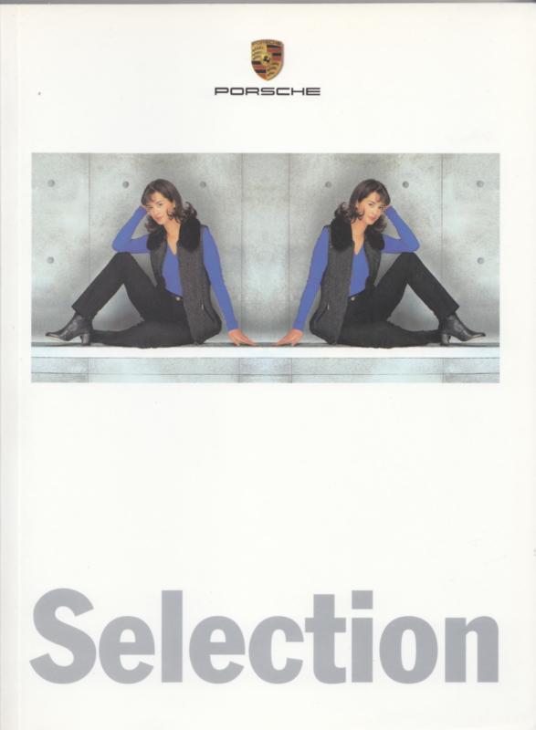 Selection brochure, 126 pages, 07/1997, German language