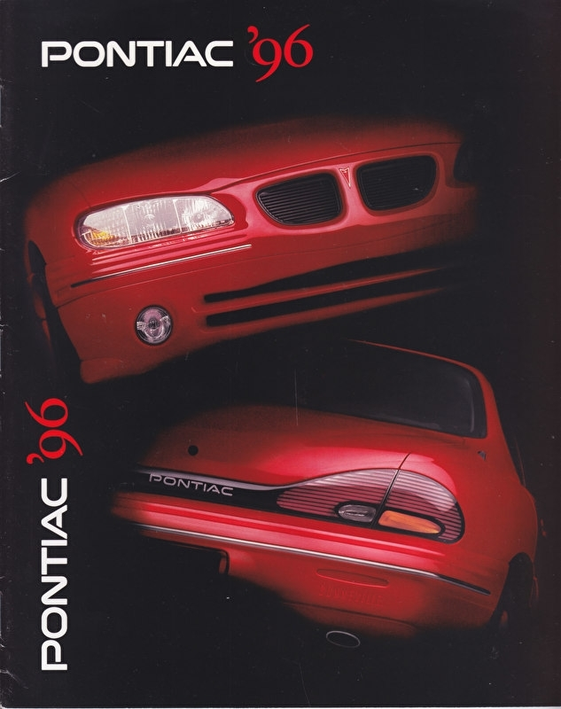 Program 1996 models, 24 pages, USA