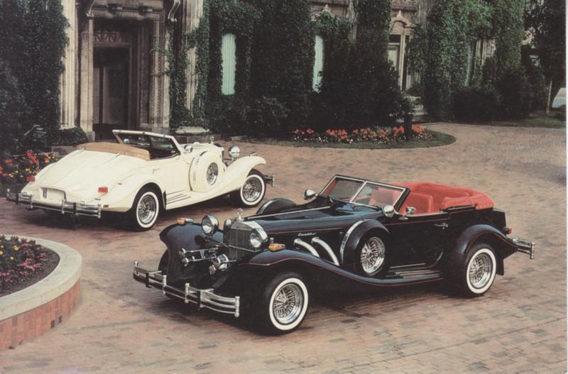 Series IV Phaeton/Roadster, factory-issued, 2/1984, USA, #V 1023