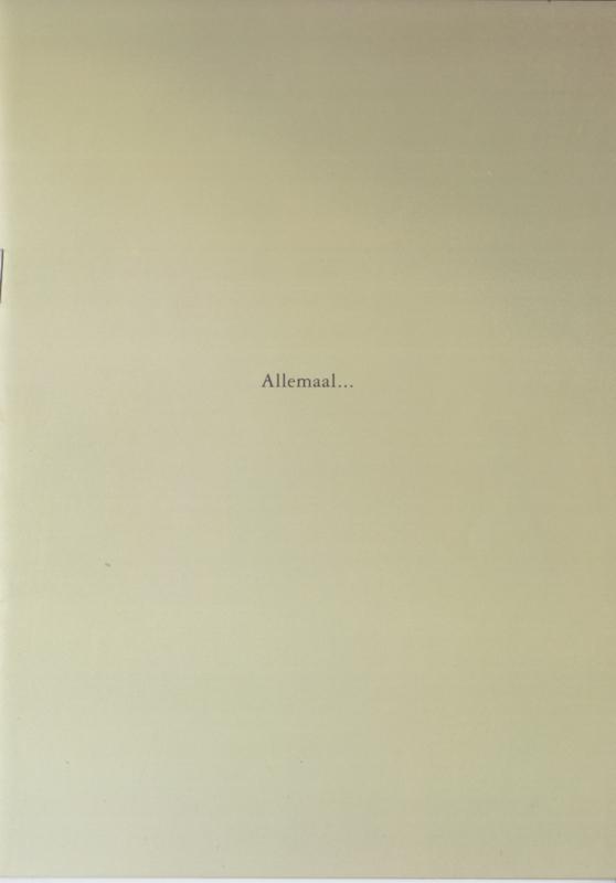 25 Hatchback brochure, 8 pages, A5-size, 1999, Dutch language