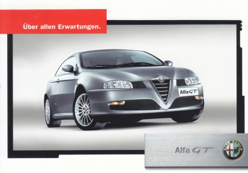 GT postcard, DIN A6-size, German language, approx. 2004