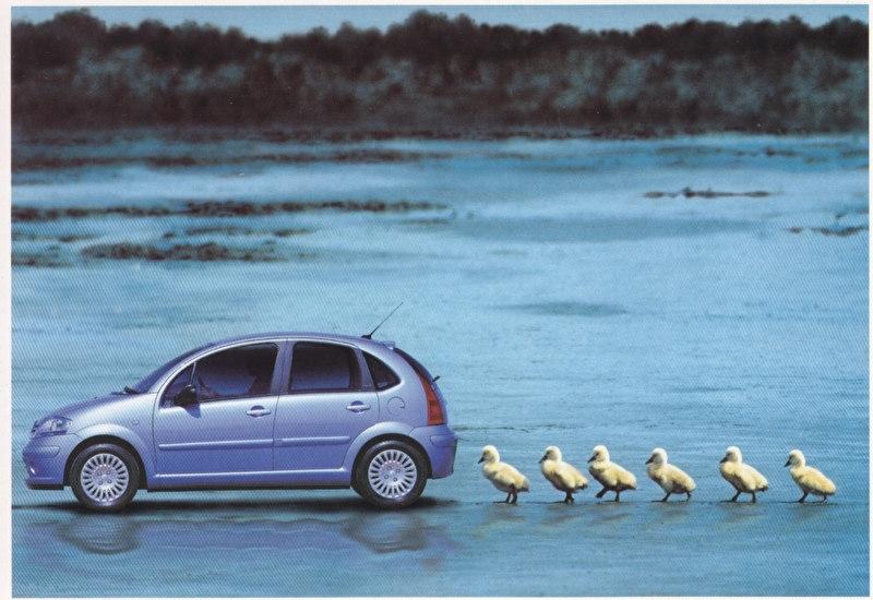 C3 Promocard, # 2845, Italian advertising postcard, # 11