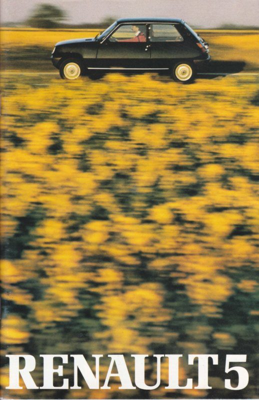 5 brochure, 48 pages, about 1980, Dutch language