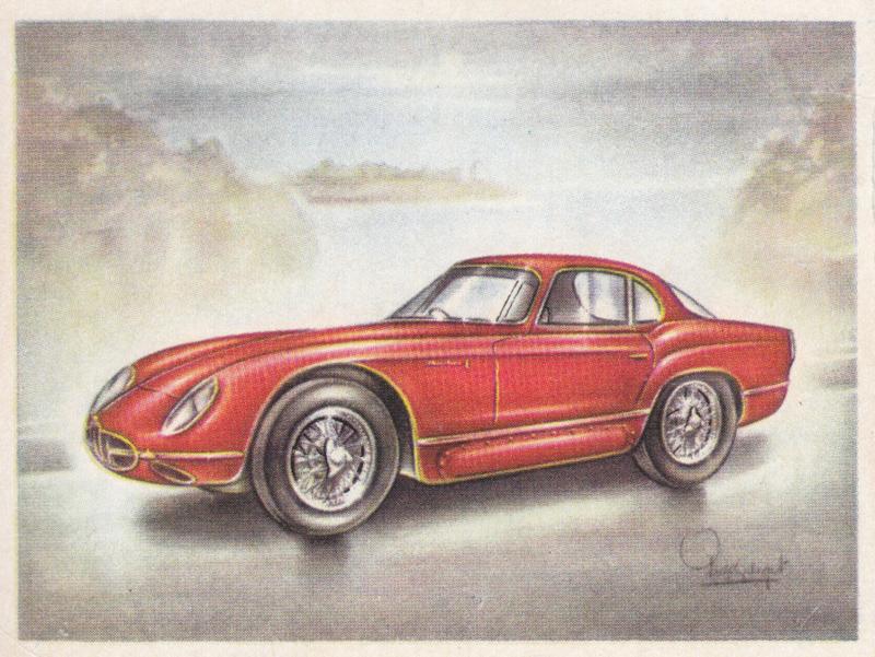 Alfa Romeo 2000 Sportiva 1956, Full Speed, Dutch language, # 151