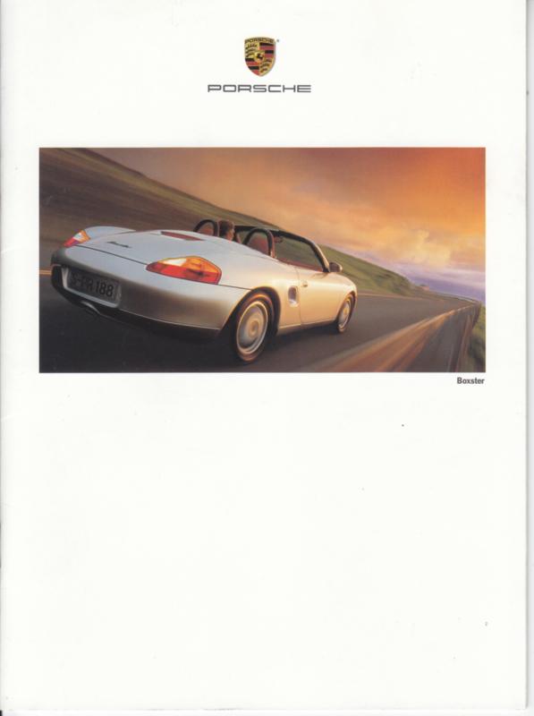 Program brochure 1997, 22 pages, USA, English