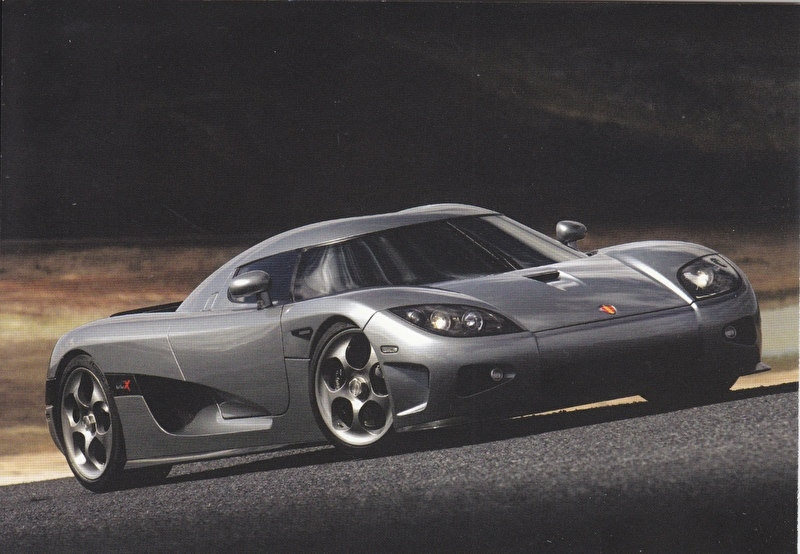 B 2014 KOENIGSEGG AGERA Tuning Motor Sports CAR POSTER Multiple Sizes