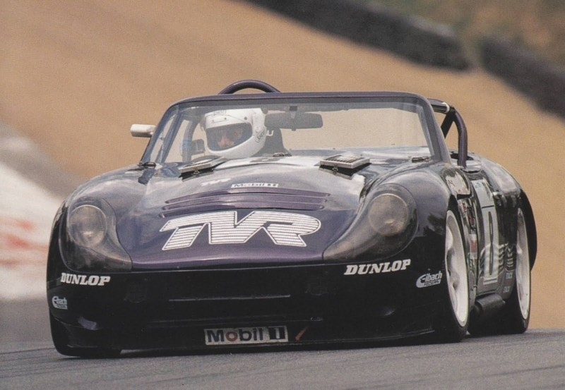 Tuscan AJP racer, UK picture card, Issue 4, Number 5