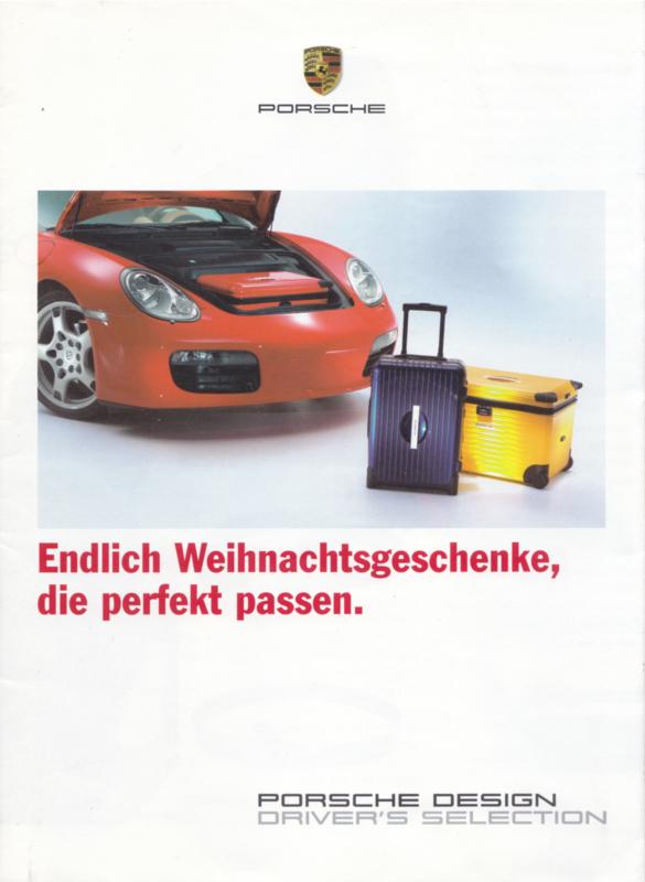 Selection Christmas brochure, 16 pages, 10/2004, German language