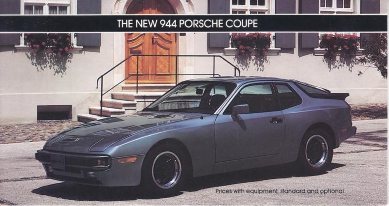944 brochure, 6 pages, 1984, English (USA)