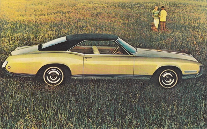 Riviera Sport Coupe, US postcard, standard size, 1968, # 20