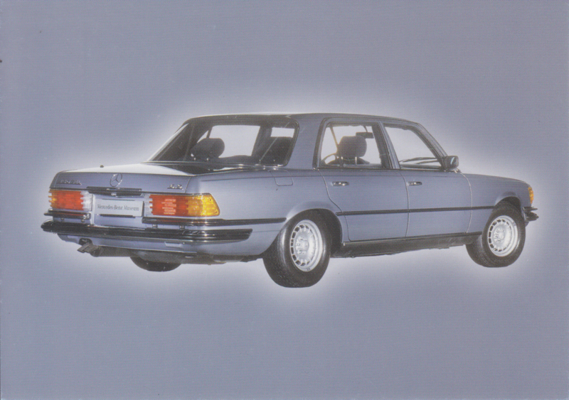Mercedes-Benz 450 SEL 6.9 1975, Classic Car(d) of the month 11/2004, Germany