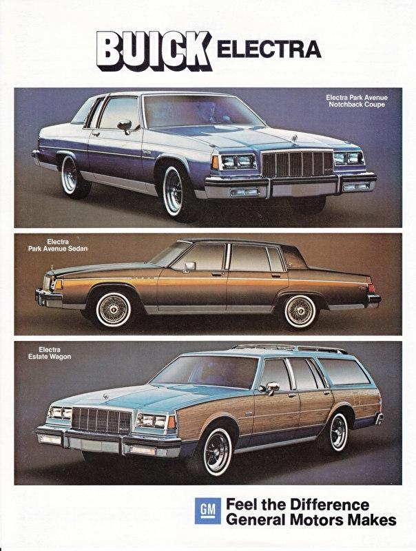 Electra 1984 models, 2 pages, 09/1983, German language