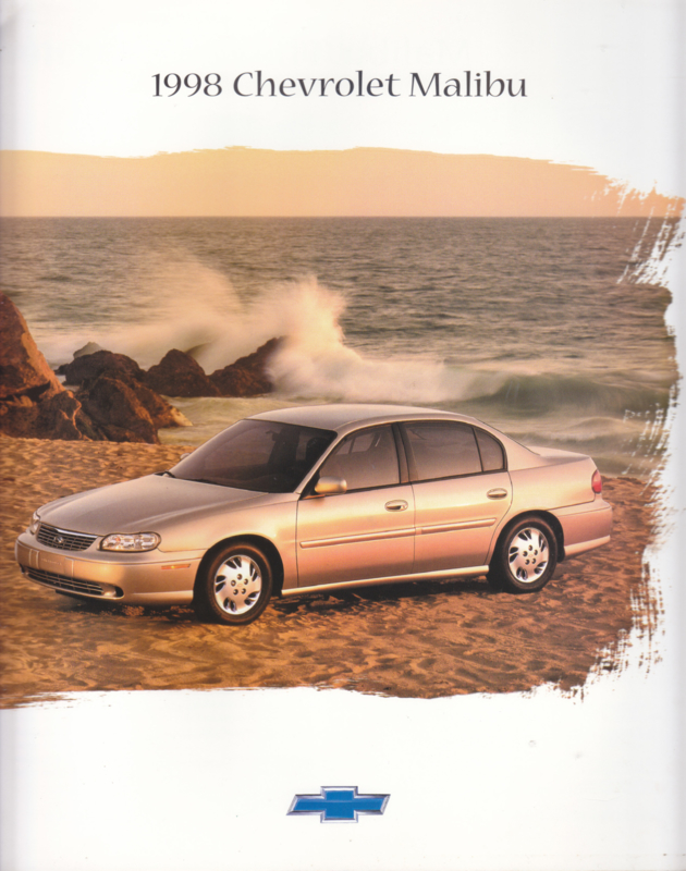 Malibu 1998, 34 pages, 07/1997, English language, USA