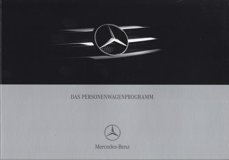 Program brochure. 72 pages, 02/2004, German language