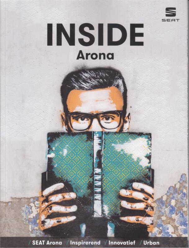 Arona new model intro magazine, 100 pages, 2018, Dutch language