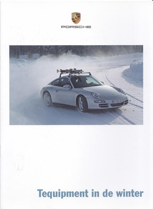 Tequipment Winter brochure, 12 pages, 07/2006, Dutch language