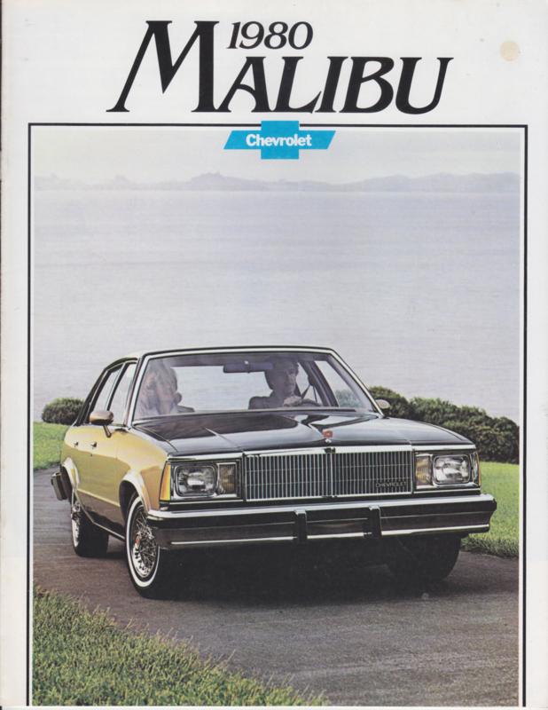 Malibu, 16 pages, 08/1979, English language, USA