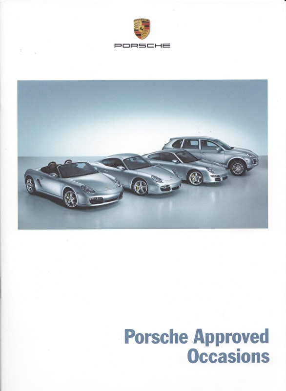 Approved occasions brochure, 16 pages, 08/2008, Dutch language