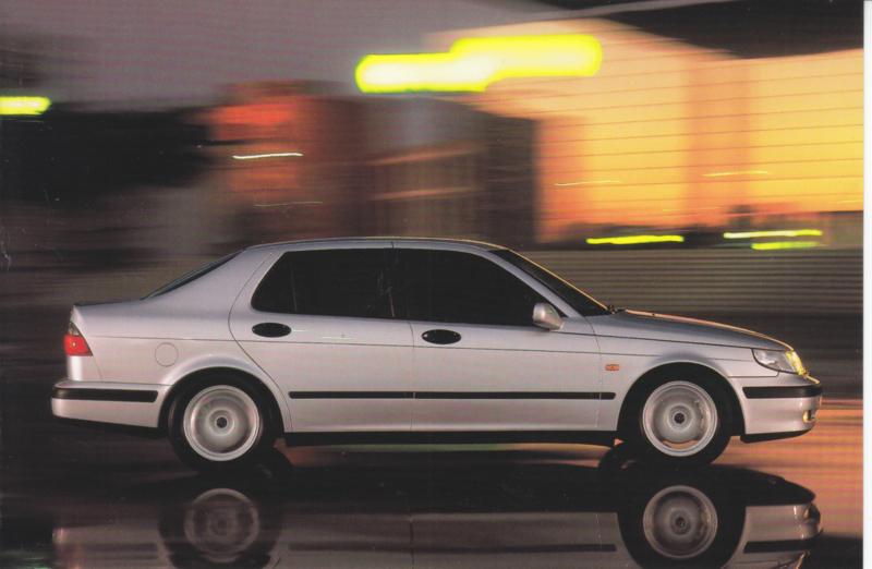 9-5 Sedan, Swedish, factory-issue, # 56 06 23, 1997