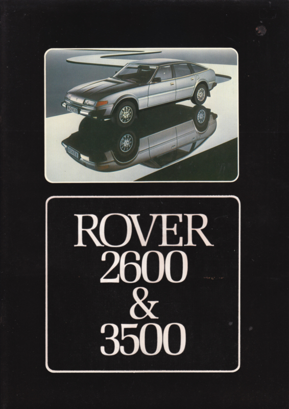 2600 & 3500 brochure, 34 pages, A4-size, about 1980, Dutch language, # LI 98A