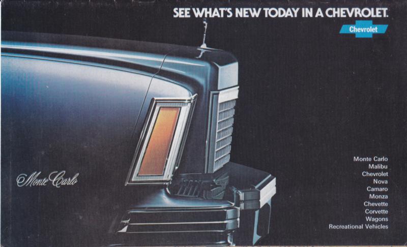 Program 1978, 24 pages, A5-size, English language, USA