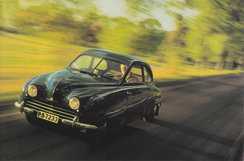 92, 1950, Swedish, factory-issue, # 56 07 30, 1997