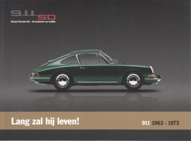911 (first model) 1963-1973, A5-size postcard, 2013, Dutch