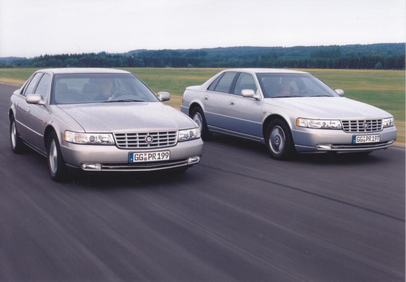 Cadillac Seville STS & SLS (Europe, 1999)