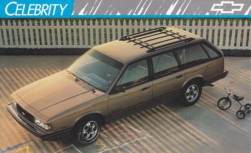 Celebrity Wagon,  US postcard, large size, 19 x 11,75 cm, 1989