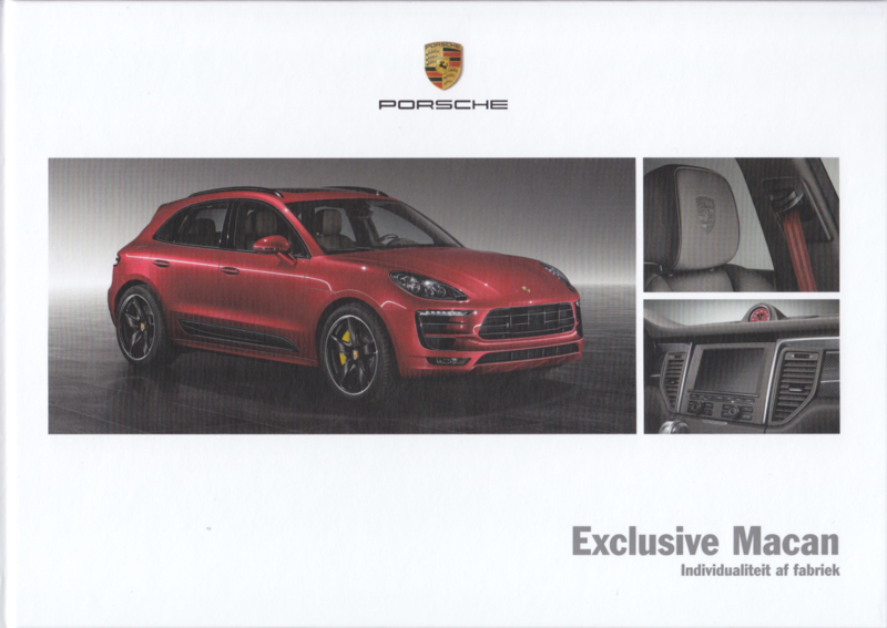 Macan Exclusive, 48 pages, 11/2014, hard covers, Dutch
