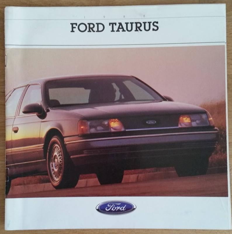 Taurus, 30 square large pages, English language, 8/87, # 008