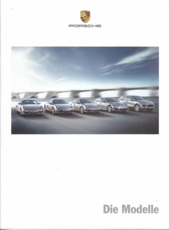 Program brochure 2011, 96 pages, 05/2010, WSLU 1101 0002 10, German