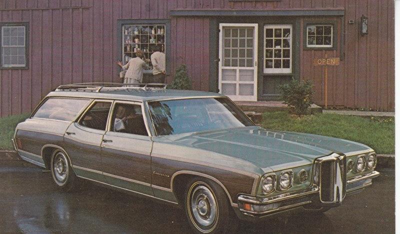 Executive 3-Seat Safari Wagon, 1970, standard-size, USA