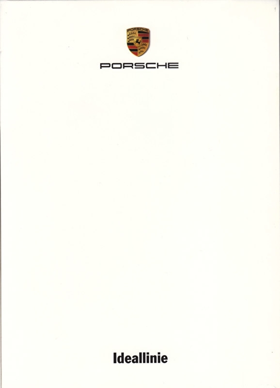 Cayenne GTS, A6-size set with 6 postcards in white cover, 2008, WVK 420 000 08