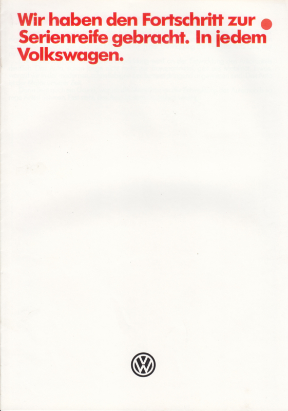 Program brochure, 16 pages,  A4-size, Dutch language, 08/1983