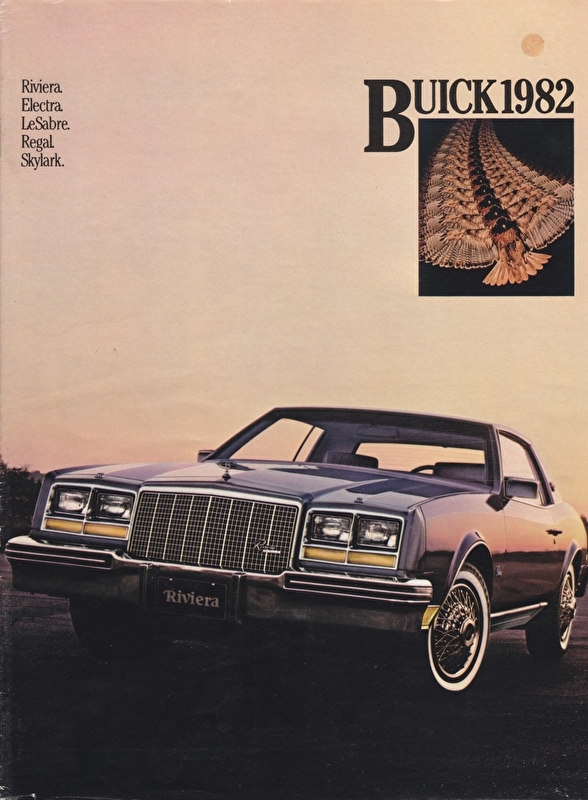 Program 1982, all models, 24 pages, 82-BA-001, USA