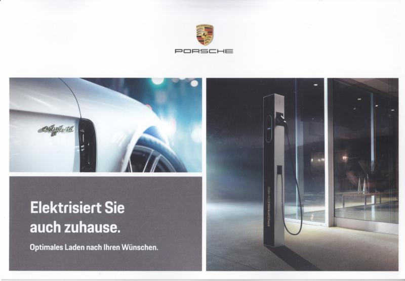 Optimal recharging at home - brochure, 6 pages, 06/2018, German language