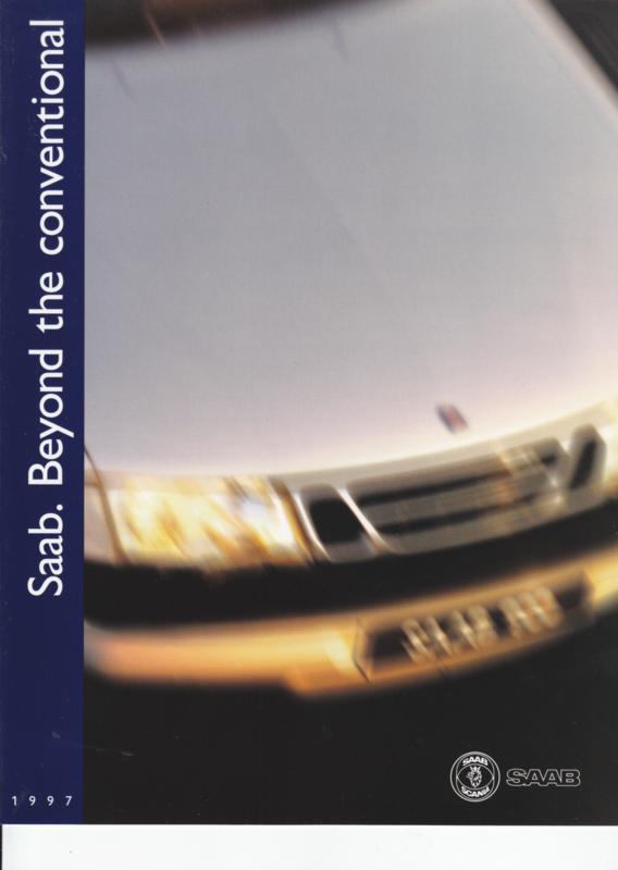 Program brochure, 6 pages, 1997, Dutch language, # 269936