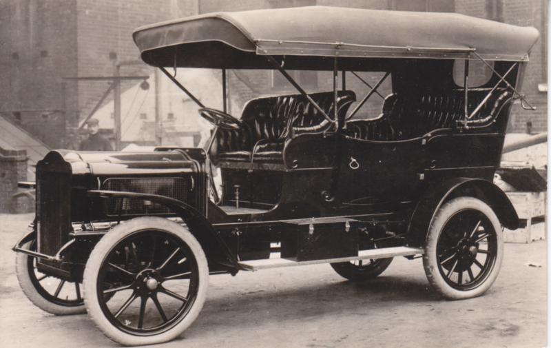 White Steam 1908, Car museum Driebergen, date invisible, # 4