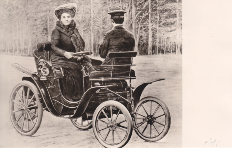 Richard-Clement 1897, Car museum Driebergen, date 162, # 21