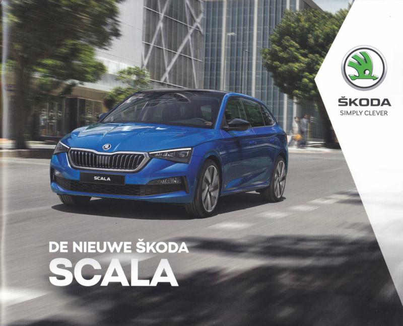 Scala brochure, 76 pages, Dutch language, 2019/2020