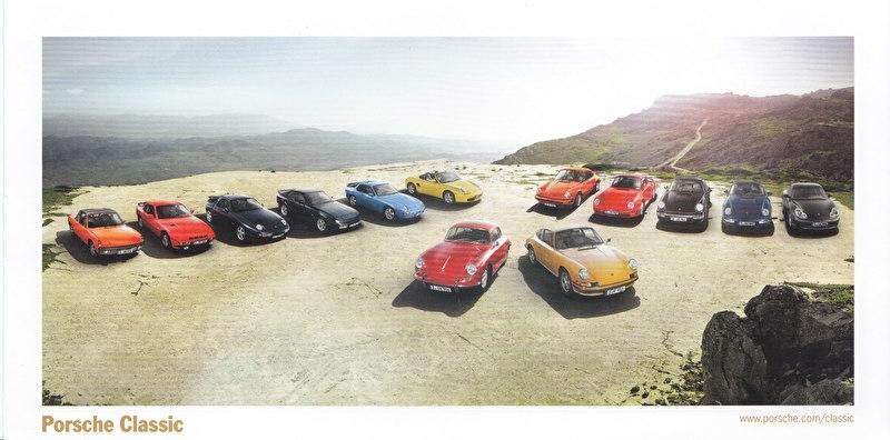 Classic, 13 models, foldcard, 2012, WDMG 7001 0031 00