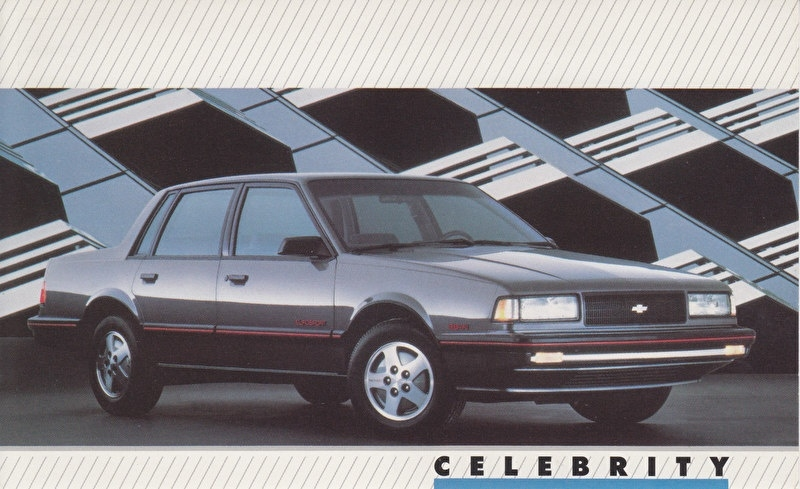 Celebrity,  US postcard, large size, 19 x 11,75 cm, 1988