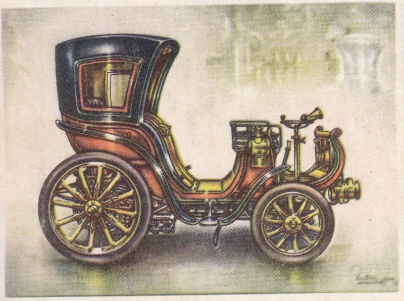 Georges Richard  Victoria 1901, Full Speed, Dutch language, # 10