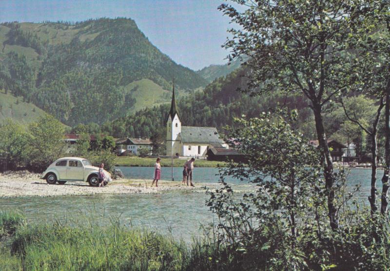 Kever (Käfer) postcard, DIN A6-size, unused, # 157.147.00