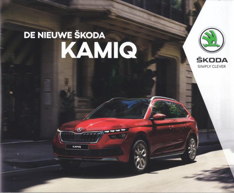 Kamiq brochure, 76 pages, 2019/2020, Dutch language