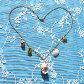Necklace Sicily short