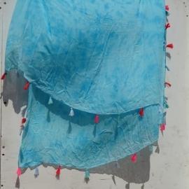 Sarong Turquoise - Otra Cosa