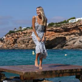 Dress Jeans Print - 8120711 Isla Ibiza Bonita