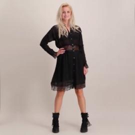 Dress Lace Isla Ibiza - Black